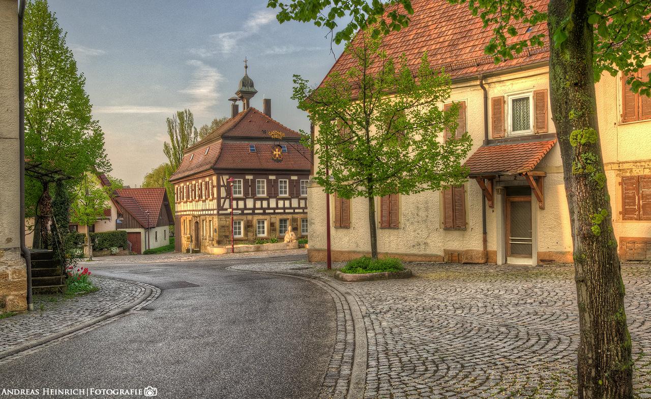 Sommerabend in Dahenfeld
