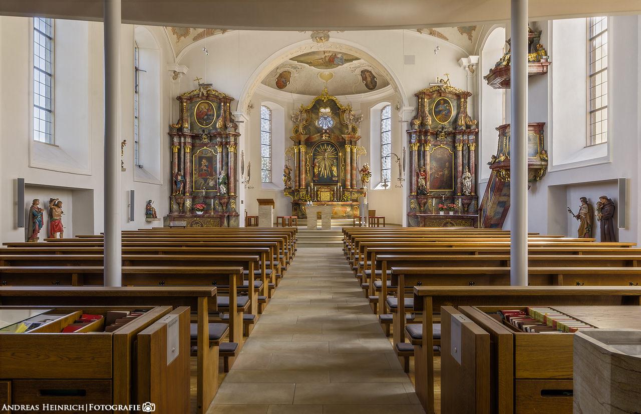St. Remigius Kirche Dahenfeld